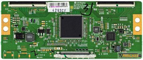 6871L-4293C, 4293C, 4293CF, 6870C-0647A, V16_43-49-55UHD_TM120_v0.1, T-Con Board, NC430DGE-SADP3, LG 43UH6100, LG 43UH610A