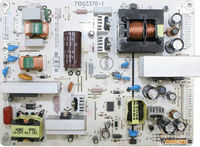 TOSHIBA - 715G3370-1, ADTV82412AC7, Power Supply Board, Toshiba 26AV605PG, 26AV615DB