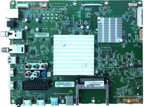 715G7776-M1B-B00-005K, CBPRG8BBX5CT, A365595100267, SSB Board, TPV, TPT550J1-QUBN0.K, Philips 55PUS6401-12