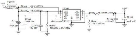 973-120, G973-120ADJF11U, G973-120ADJF11U, G973-120 SOP, U7106 , Regule IC