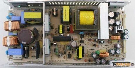 AP-2005A, AP-2005A REV,A, 2198-0073-0001, Power Board, LTA400W02-L01, Fujitsu Myrica VQ40-3SU LCD TV