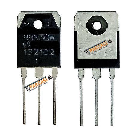 AP88N30W, 88N30W, 88N30, 88Amp 300V, N-KANAL POWER MOSFET