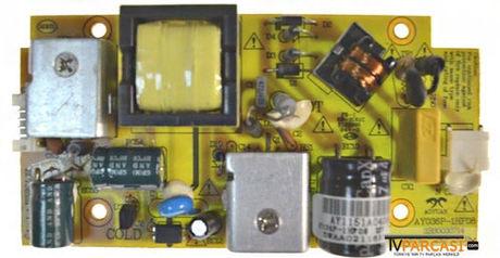 AY036P-1HF08, AY036P-1HF08 REV1.0, 3BS0030714, FR-1, KB-S151C, Power Supply, LG Display, LM215WF4-TLE7, 6091L-1653A, Yumatu Power Board