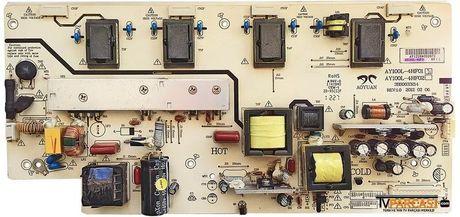 AY100L-4HF01, REV.1.0, 3BS0033214, Power Board, CX315LCDM, Skytech St-3282