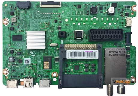 BN94-07814C, BN41-02098B, CY-HH058BGNV1H, Samsung UE58H5270AS