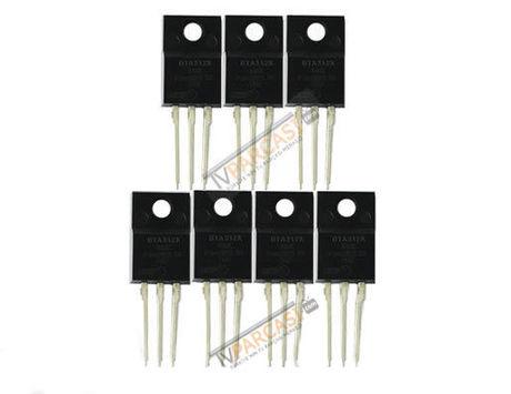 BTA312X, BTA312X-600C, TRIAC 600V 12A TO220F, BTA312X-600C, 127 Thyristor (SCR), TRIAC TO-220F 12A 600V