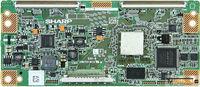 SHARP - CPWBX, RUNTK, 4129TP, 4129TP-ZB, CPWBX4129TPZB, T-Con Board, Sharp, LK315D3, LG 32LH3000