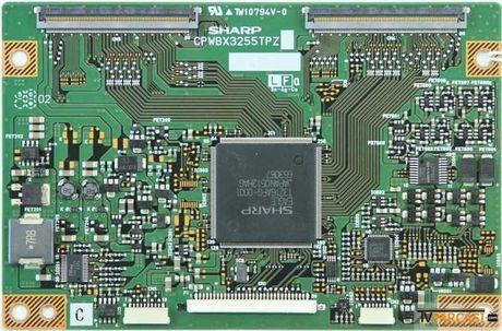 CPWBX3255TPZ C, 55E, TW10794V-0, T Con Board, LQ315T3LZ23, Toshiba 32WL56P