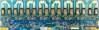 SAMSUNG - CSN272-20, PCB2638-1, A06-126001A, Backlight Inverter, Inverter Board, Samsung, LTY320W2-L02, LJ96-02876A