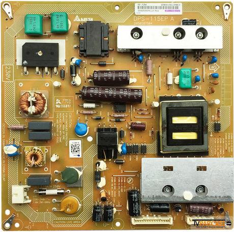 DPS-115EP A, 115AP A, V71A00023000, 2950287504, Power Board, LTA320HN03, Toshiba 32RL933, Toshiba 32RL953