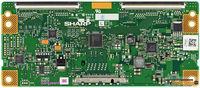 SHARP - DUNTK4918TP ZC, 4918TP, 4918TP ZC, CPWBX4918TP ZC, RUNTK4918TP ZC, FL201108, 1635608, T-Con Board, T400D3-HA24-L01, T400D3-HA24-L01 VER.C3