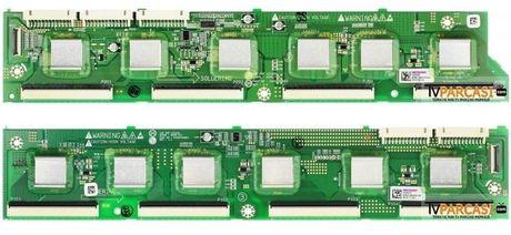EBR75458001, EAX64789801, 60R5-YTD, YDRVTP Board, EBR75470001, EAX64789901, 60R5-YDB, YDRVBT Board, PDP60R5, PDP60R5000, AFT73450501, LG 60PH670S, LG 60PH670S-ZD