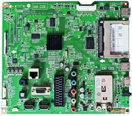 EBT62058344, EAX64317403(1.0), LD21B/LC21B, LC320EUN-SEF2, LG 32LM611S