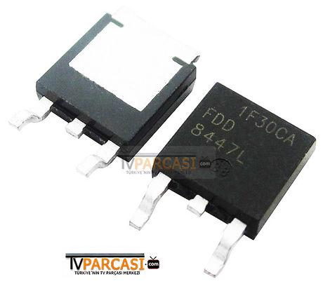 FDD8447, FDD8447L, 40V N-Channel PowerTrench Mosfet