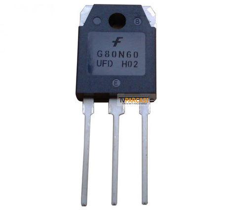 G80N60, G80N60UF, SGH80N60UF, Transistor