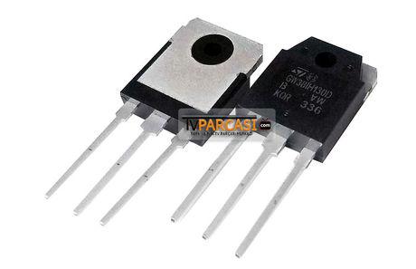 GW38IH130D-33A, 1300 V VERY FAST IGBT, STGW38IH130D, GW38IH130D, 33 A 1300 V very fast IGBT