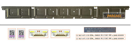L1_NU7.4/7.5_E5_CEM_S40(1)_ R1.2_S1C_100_LM41-00609A, BN96-46033A, BN61-15485A, CY-CN055HGLV3H, CY-NN055HGLV4H, CY-NN055HGAV5H, CY-NN055HGLVFH, CY-NN055HGLVJH, Samsung UE55MU7400