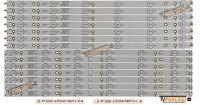 Philips - LB-PF3030-GJD2P6C490712-R-D, LB-PF3030-GJD2P6C490712-L-D, 210BZ06DR43030K18X, Philips 49PUS6501-12