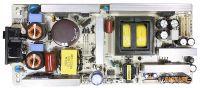 CREA - LCD-PSU200, PCB VER 1.2, 060209 HNE, B12-W01AP, CREA CLV32SSH