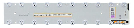 6916L-1574A, 47 V14 DRT Rev 0.1 1 A-Type, LED Backlights, LED Backlight, LG Display, LD470DUN-TFA1, LD470DUN-TFB1