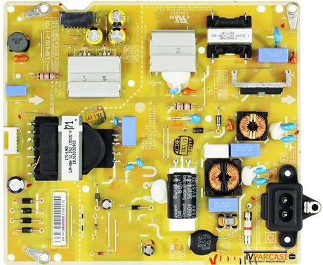 EAY64529501, EAX67209001(1.5), LGP43DJ-17U1, Power Supply, LG 43UJ630V, LG 43UJ6300, LG 43UK6300