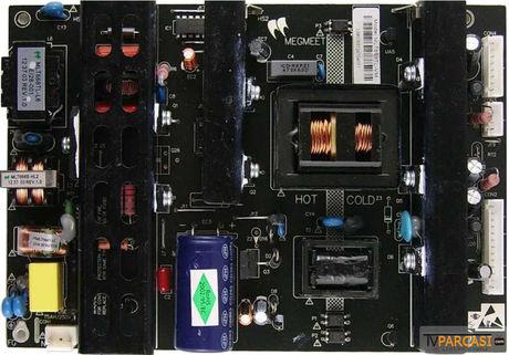 MLT668TL-VM, KB-5150, MLT668TL-V, Power Board, LTA400HF11, SABA 40UZ7000