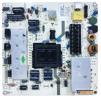 NORDMENDE - MP123B-CX3, MP123B-CX2, Power Board, CMO, V390HJ1-P02, NORDMENDE LE100N8FM