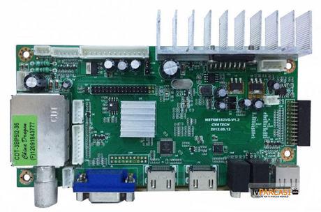 MST6M182VG-V1.2, Main board, LG Display, LG320EXN, LC320EXN-SDA