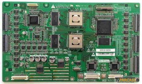 ND60100-002504, FPF55C17196UA-55, LOGIC BOARD, HITACHI 55HDT51, CTRL BOARD