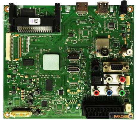 NDL5ZZ, VTT190R-2, Main Board, Samsung, LTA320AP33, LJ96-06087F, LJ07-01058B, Arçelik A32-LB-5313