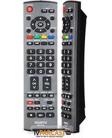 PANASONIC - RM-D720, N2QAYB000227, RM-D720 Lcd-Led-Plasma TV Remote Control, Panasonic Lcd TV Kumandası