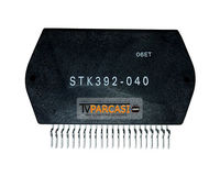 DİĞER MARKALAR - STK392-040, Convergence IC, 3 Channel 22-Pin SIP