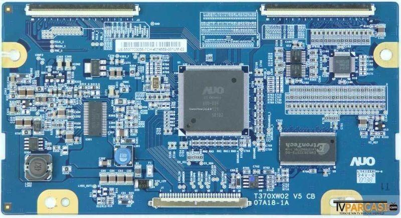 T370XW02 V5 CB, 07A18-1A, 55 37T03 056, AUO T Con Board