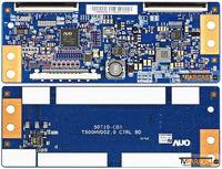 AU Optronics - 5539T06C04, 55.39T06.C04, 50T10-C03, T500HVD02.0, T500HVD02.0 CTRL BD, T-Con Board, AU Optronics, T390HVN01.1, T390HVN02.2