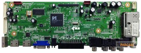 T.MS6M181.1B, T.MS6M181.1B 10521, LTA400HM09, PREMİER PR 40K102