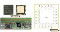 - TPS65171, TPS 65171, TPS65171RHAR, 40pin Power IC Chip Chipset