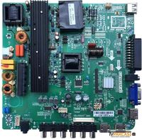 AWOX - TP.VST59.P75, L14110113-0A02912,Main Board, KM0490LDLF10, LCMLA490K3EBR1041, AWOX 49INCH FHD LED TV, AWOX 49124