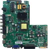 HOMSTAR - TP.VST59.P83, V400HJ6-PE1, Main, Power Board, homstar HS-4040 40 FULL HD LED TV
