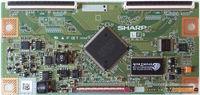 SHARP - 4004TP, CPWBN, RUNTK, 4004TP-ZA, T Con Board, LK315T3LA31, TOSHIBA 32AUS54